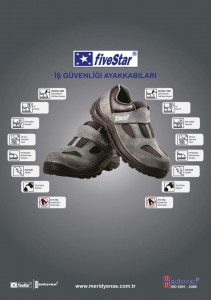 Five Star İş Ayakkabısı